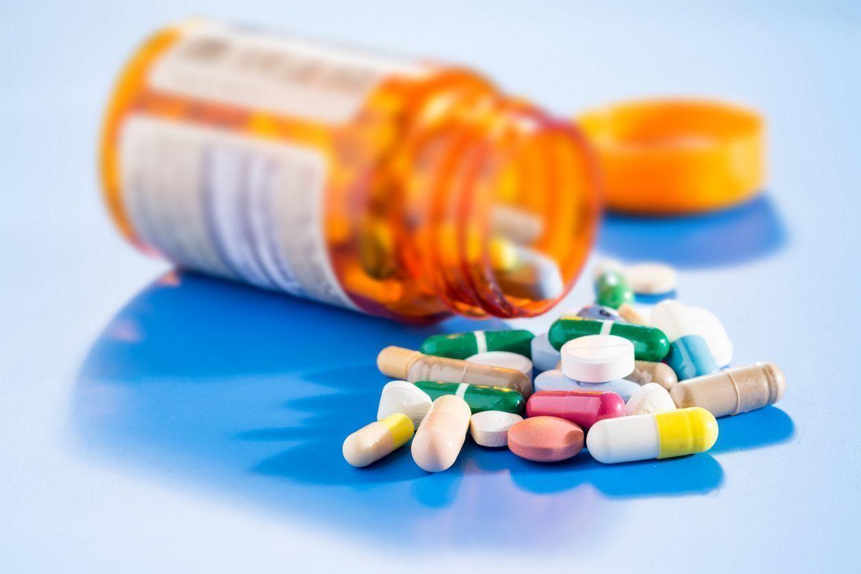 AGA若ハゲの原因 代表的な内服薬